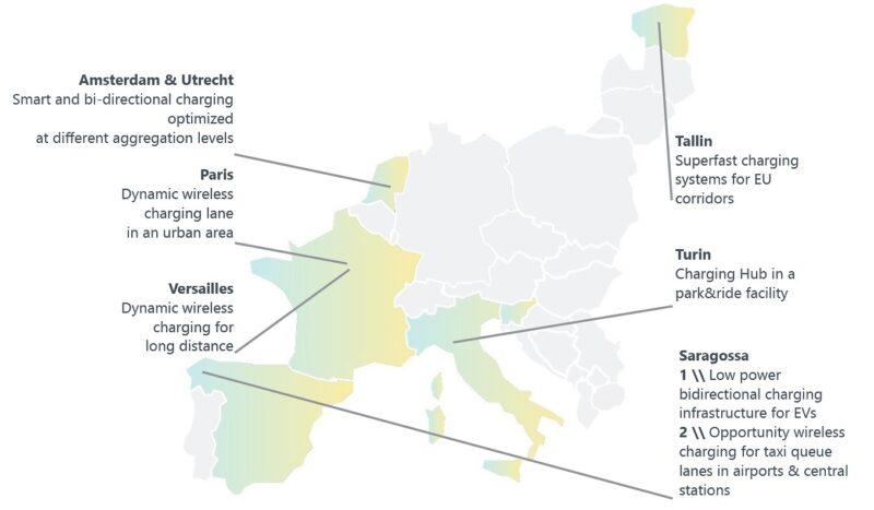 incit-ev project map